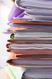 arkivering för skåp 6 Arkivbild