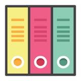 arkivet vektor illustrationer