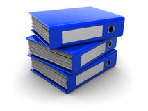 arkivmappar Fotografering för Bildbyråer