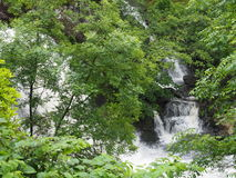 Arklet cade - Inversnaid - Loch Lomond fotografia stock