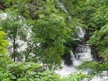 Arklet cai - Inversnaid - Loch Lomond Foto de Stock