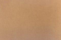 Arktextur för brunt papper Arkivfoton