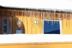Arktische Kerzen Lizenzfreies Stockbild