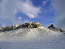Arktische Landschaft Stockbilder