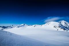 Arktischer Frühling in Süd-Spitzbergen Lizenzfreie Stockfotografie