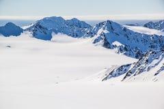 Arktischer Frühling in Süd-Spitzbergen Lizenzfreie Stockfotos