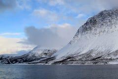 Arktisches Norwegen Lizenzfreies Stockfoto