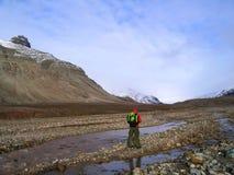 Arktisches Tal Lizenzfreies Stockbild