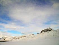 Arktisches Tal Lizenzfreie Stockfotos