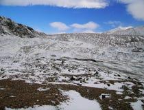 Arktisches Tal Lizenzfreies Stockfoto