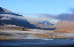 Arktisk höst Fotografering för Bildbyråer