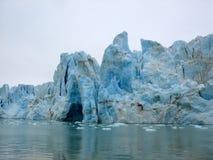 arktiskt isberg Arkivfoton