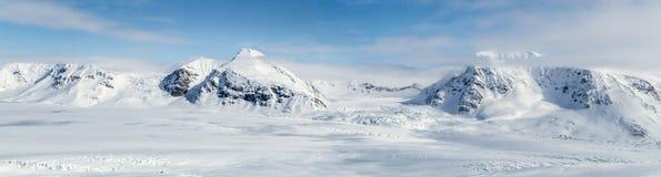 Arktyczna wiosna w południowym Spitsbergen Zdjęcia Royalty Free