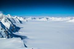 Arktyczna wiosna w południowym Spitsbergen Obrazy Royalty Free
