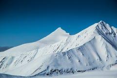 Arktyczna wiosna w południowym Spitsbergen Obraz Royalty Free