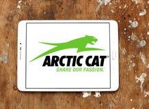 Arktycznego kota firmy Automobilowy logo obrazy stock