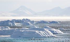 arktyczny klimat Zdjęcia Royalty Free