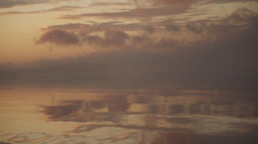 Arktyczny nightsky Obrazy Royalty Free