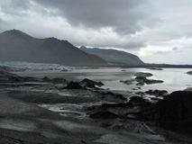 Arktyczny ocean fotografia royalty free