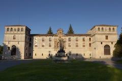 arlanza de monastery Pedro SAN Στοκ Φωτογραφίες