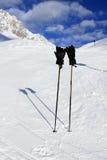 Arlberg. Skiing Region Arlberg. Vorarlberg. Austria Royalty Free Stock Image
