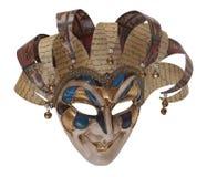 arlekin maska Fotografia Royalty Free