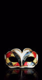 Arlekin maska Obraz Stock