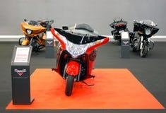 Arlen Ness zwycięstwa motocykl. Fotografia Royalty Free