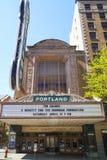Arlene Schnitzer Concert Hall en Portland - PORTLAND - OREGON - 16 de abril de 2017 Fotografía de archivo