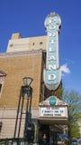 Arlene Schnitzer Concert Hall in Portland - PORTLAND - OREGON - APRIL 16, 2017 Stock Foto