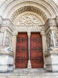 Arles, εκκλησία Άγιος-Trophime Στοκ Εικόνες