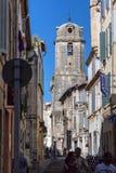 Arles ιστορική χτίζοντας Γαλλία Στοκ Εικόνα