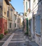 Arles (Προβηγκία, Γαλλία) Στοκ Φωτογραφία