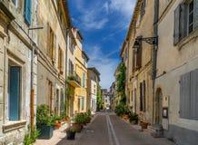 Arles σε Bouches du Ροδανός Στοκ εικόνες με δικαίωμα ελεύθερης χρήσης