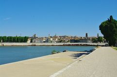 Arles στην Προβηγκία Στοκ εικόνες με δικαίωμα ελεύθερης χρήσης