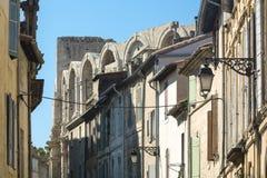 Arles (Провансаль, Франция) стоковое фото rf