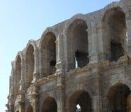 Arles (Провансаль, Франция) стоковое изображение