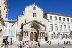 Arles, франция стоковые фотографии rf