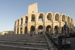 Arles Amphitheatre, France Stock Image