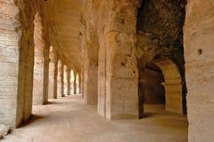 Arles-Amphitheatre, Frankreich lizenzfreie stockbilder