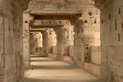 Arles-Amphitheatre, Frankreich lizenzfreie stockfotografie