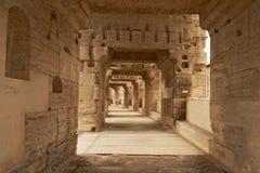 Arles-Amphitheatre, Frankreich stockbild