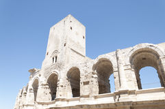 Arles Amphitheatre Royalty Free Stock Image