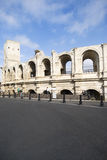 Arles Amphitheatre Stock Images
