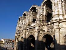Arles - arène Images stock