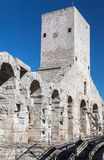 Arles Arena France Royalty Free Stock Images