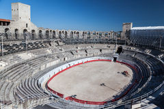 Arles Arena France Stock Photography