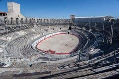 Arles Arena France Stock Photo
