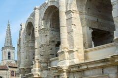 Arles Stock Photo