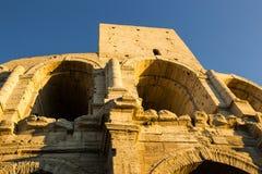 Arles Coliseum Στοκ Φωτογραφία